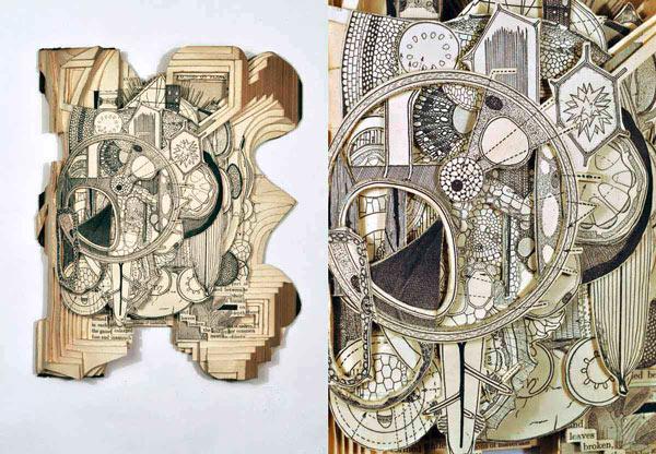 Brian Dettmer bøger collage