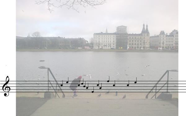 Christina Bruun Olsson visuel musik