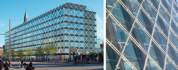 Transform arkitektur facade