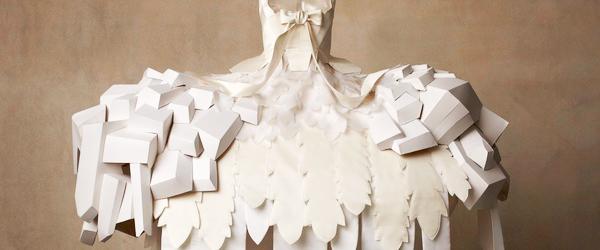 Laura Bareuls Rokoko-kjole