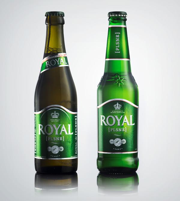ølflaske redesign