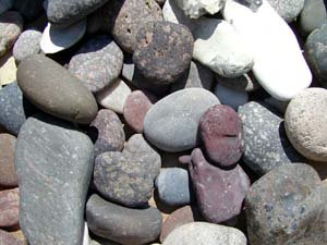 Clotilde Olyffs sten-alfabeter