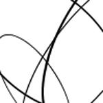 Alle gode gange tre – logo for Melodi Grand Prix