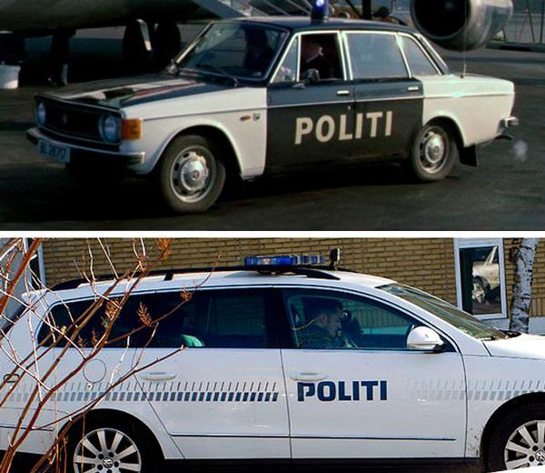 Politi-logoer