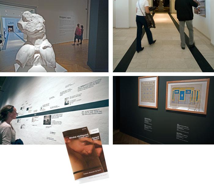 Udstilling, Nicolai Abildgaard, Statens Museum for Kunst, Christina Bruun Olsson, SMK