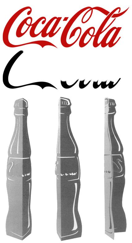 Christina Bruun Olsson, CocaCola, Papirklip, Parafrase