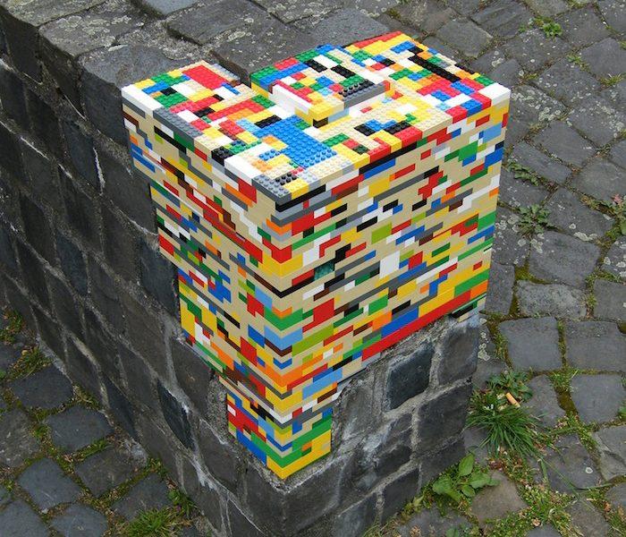 Lego-substitutter