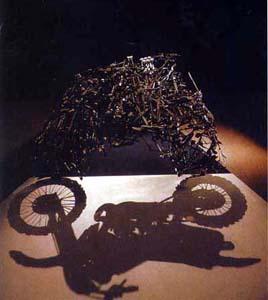 Skyggernes troldmand; Shigeo Fukuda