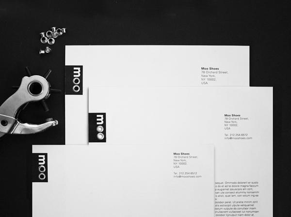 Visuel identitet AM Graphic design