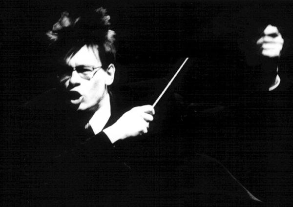 Dirigent Eckehard Stier