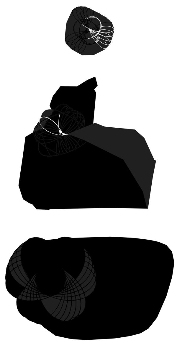 Forstenede-søpindsvin