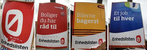 Valgplakater_Enhedslisten