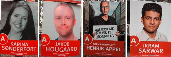 Valgplakater_Socialdemokraterne