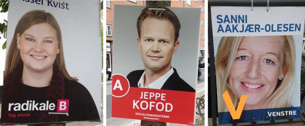 Kandidat-valgplakater