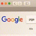 Farvepaletter på Google